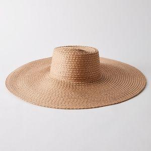 Aritzia straw hat